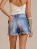 Shorts Jeans com Aplicação Equus