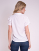 Camisa Crepe Liso com Amarração