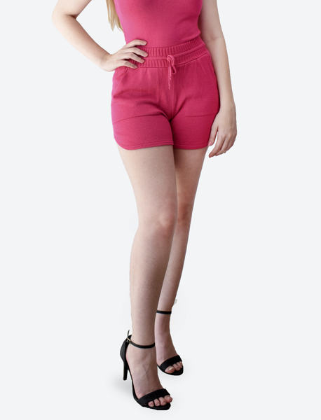 SHORTS TRICOT