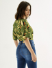 T- SHIRT CROPPED VICENZA AMPLA